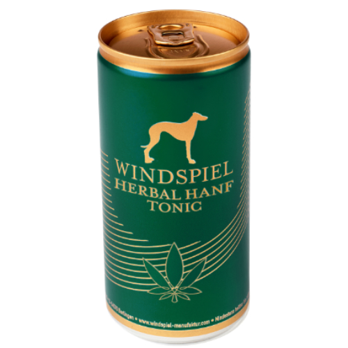 Windspiel Herbal Hanf Tonic Water